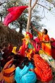 Gangaur Festival at Rajasthan India — Zdjęcie stockowe