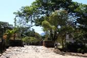 Streetscene tiradente minas gerais brazil — Stock Photo