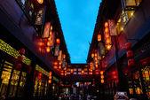 Jinli Pedestrian Street Chengdu Sichuan China — Stock Photo