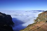 Above the Clouds — Стоковое фото