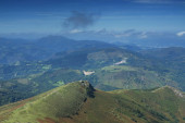 The Pyrenees — Foto de Stock