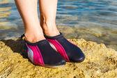 Chaussures d'eau — Photo