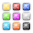 Square buttons — Stock Vector #71932821
