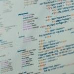 codice HTML — Foto Stock #73098721