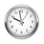 Relógio de parede — Vetor de Stock
