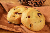 Gourmet holiday cookies — Stock Photo