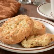 Gourmet macadamia nut cookies — Stock Photo #54155247