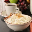 Rice with brown sugar and cinnamon — Stock Photo #55550135