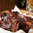 Barbecued Pork Ribs — Stock Photo #59189739