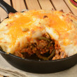 Постер, плакат: Shepherds pie in skillet