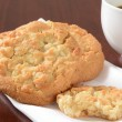 Macadamia nut cookies — Stock Photo #64946323