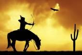 疯狂的马 — 图库照片