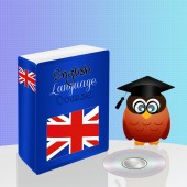 English language course — Stock Photo