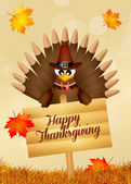 Thanksgiving day — Stock Photo