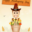 Happy thanksgiving day — Stock Photo #56709975