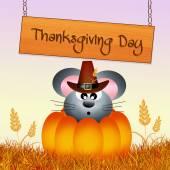 Happy thanksgiving day — Stock Photo