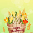 Happy thanksgiving day — Stock Photo #56713037