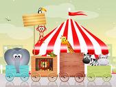 Circo — Foto Stock