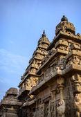 Tempio antico Shore a Mahabalipuram — Foto Stock