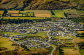 Aerial view of a residential community — Stock Photo