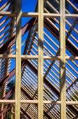 Nová bytová výstavba domů — Stock fotografie