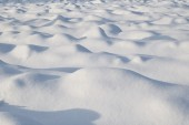 Clear snow — Stockfoto