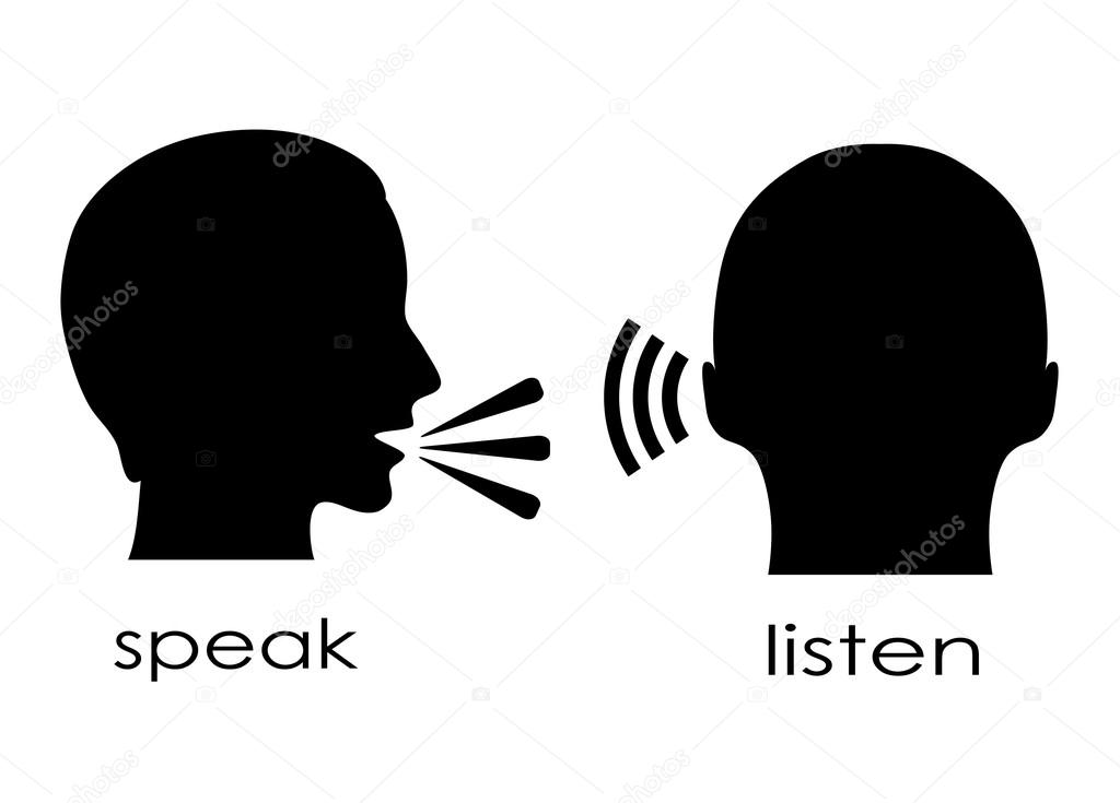 relationship listening and speaking