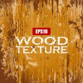Vector wood texture — Stock Vector