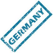 Niemcy pieczątka — Wektor stockowy