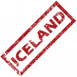New Iceland rubber stamp — Stock Vector #71101909