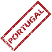 New Portugal rubber stamp — Stock Vector