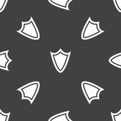 Shield pattern — Stock Vector