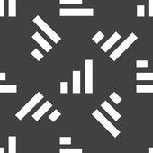 Modèle graphique de plus en plus — Vecteur