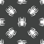 Spider pattern — Stock Vector