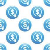 美元符号图案 — 图库矢量图片