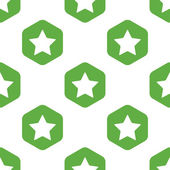 Star pattern — Stock Vector