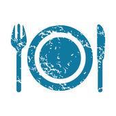 Dishware icon — Stock Vector