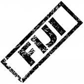 FIJI stamp — Stock Vector