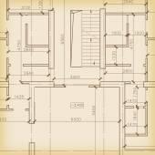 Architecture background 8 — Vector de stock
