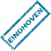 Eindhoven rubber stamp — Stock Vector