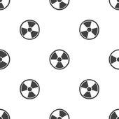 Hazard pattern — Stock Vector