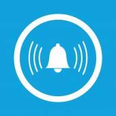 Alarm sign icon — Stock Vector
