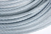 Steel rope — Stock Photo