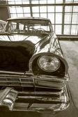 Ancient Soviet luxury car — Stock Photo
