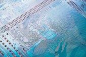 Processor plate — Stock Photo