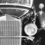 Ancient car — Stock Photo #72981405