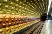 Prague Metro — Stock Photo