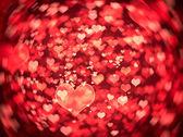 Light Valentine's day background — Stok fotoğraf