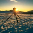 Shooting mountin landscape — Stock Photo #65517715