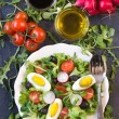 Egg salad — Stock Photo #70614151